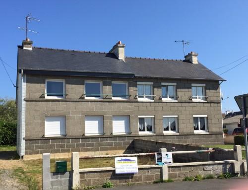 Rénovation d'une maison à Plérin