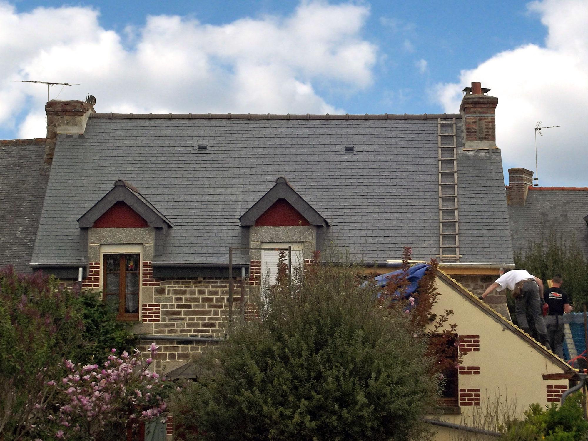 Isolation d 39 une maison langueux relai for Type d isolation maison