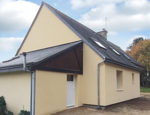 Isolation d'une Maison à St-Brandan