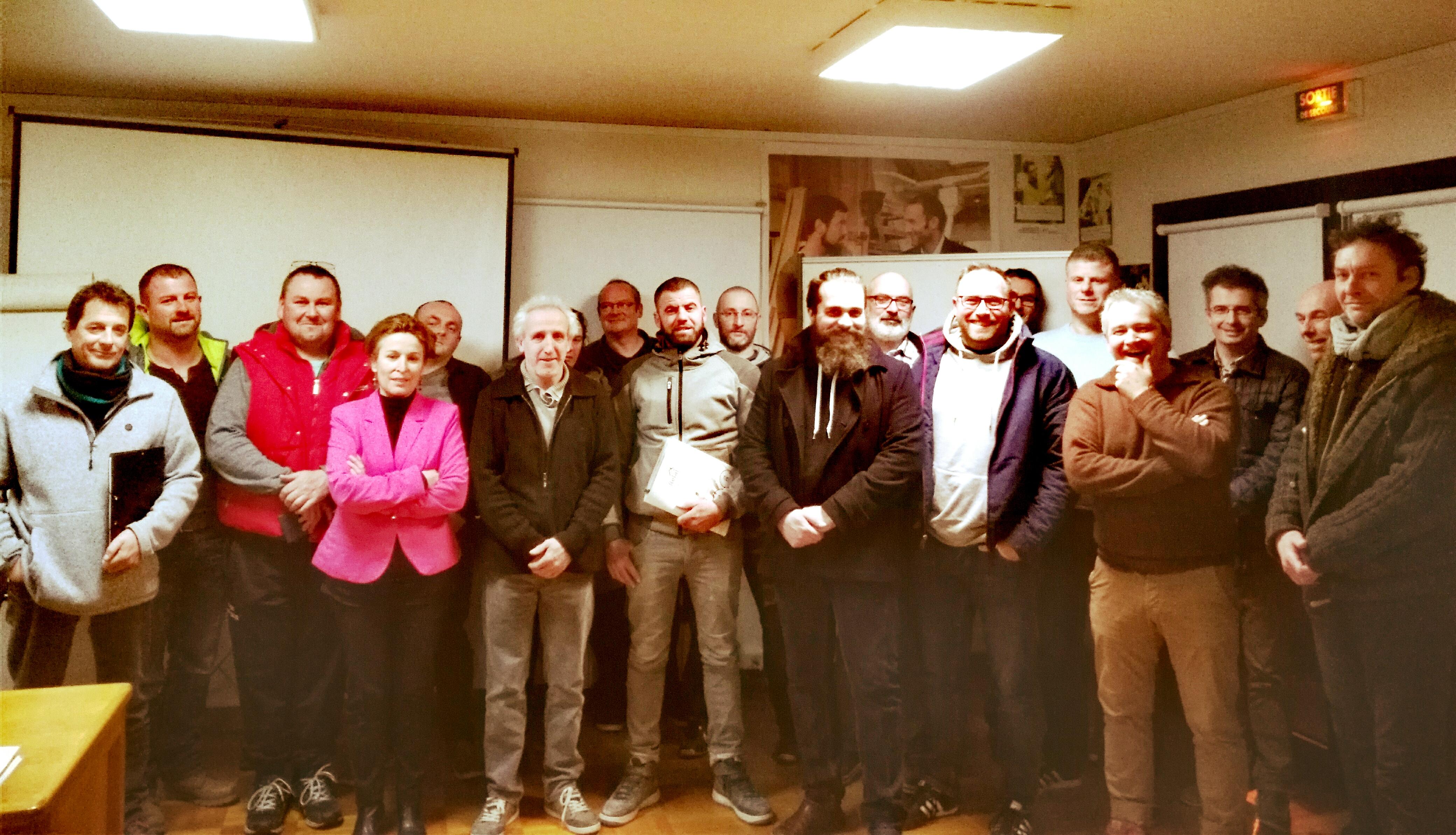 Equipes RELAI Lannion-Trégor communauté