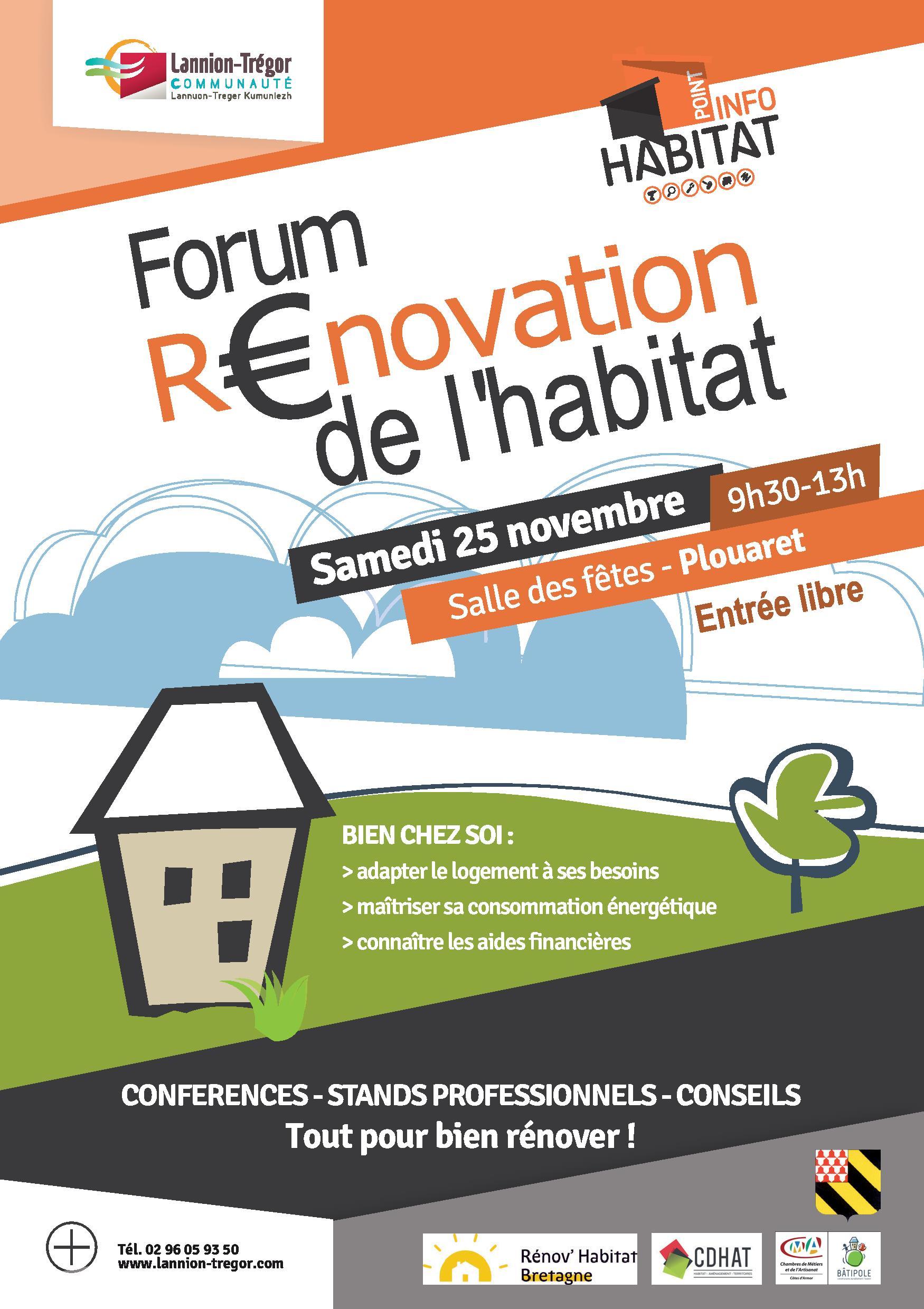 forum renovation habitat plouaret